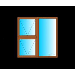 WINDOW ALU TOP HUNG PTT1212BRZ
