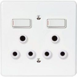 PLUG SWITCH AND PLATE...