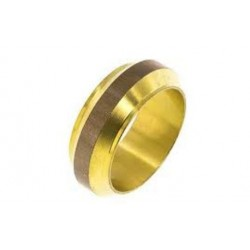 COMPRESSION RINGS BRASS 22MM