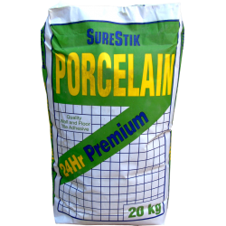 TILE ADHESIVE PORCELAIN...