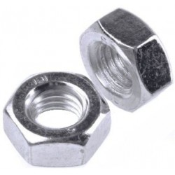 HEX NUTS EG 10MM 10PC