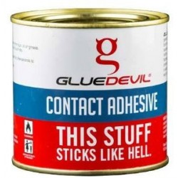GLUE DEVIL CONTACT ADHESIVE...