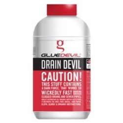 GLUE DEVIL DRAIN DEVIL 1L