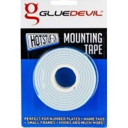 GLUEDEVIL DBL SIDED TAPE...