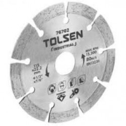 TOLSEN DIAMOND CUTTING DISC...